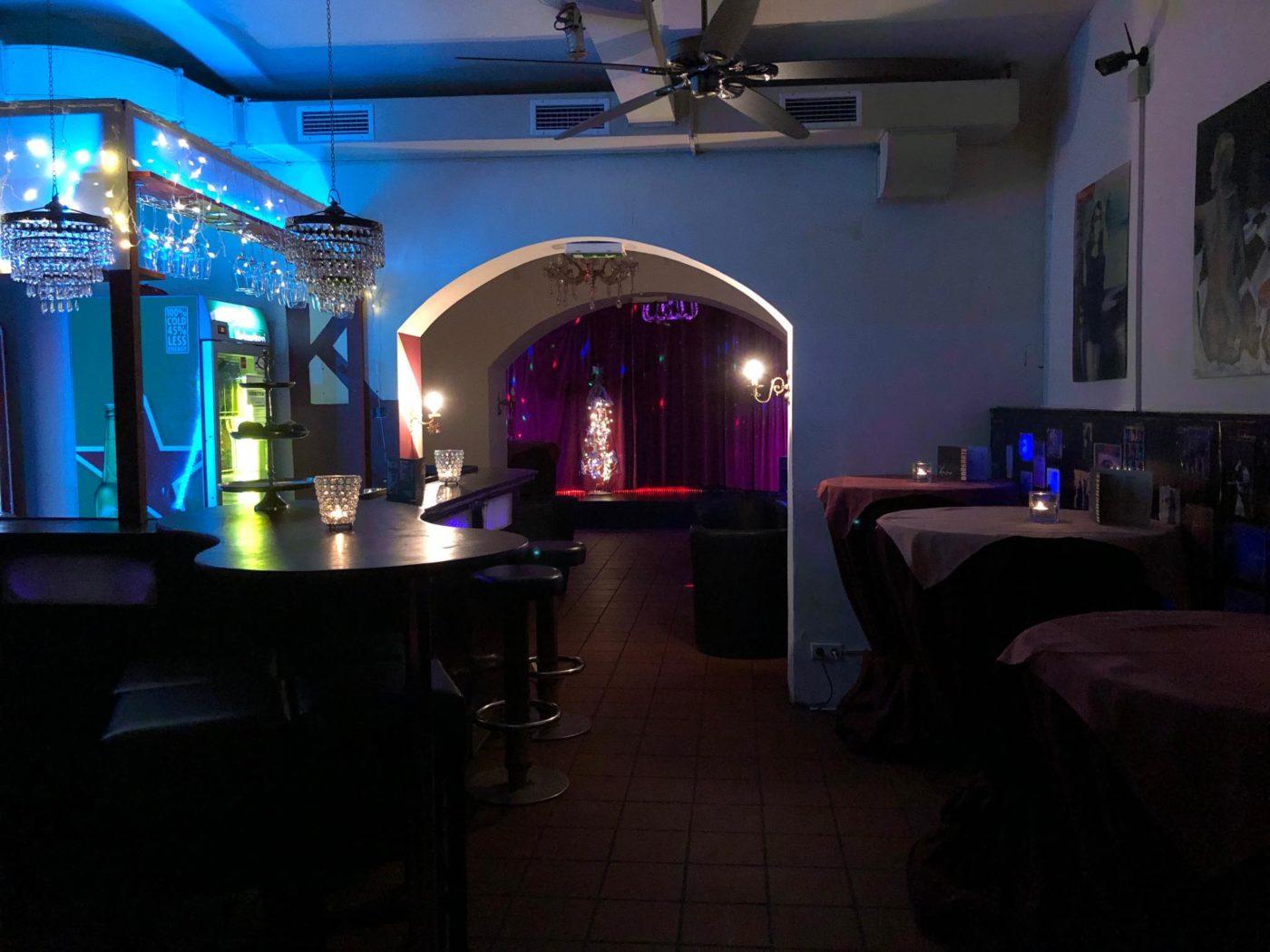 Partykeller Frankfurt